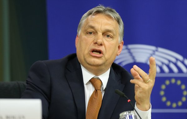 Hungary PM Orban vows tougher laws on migration