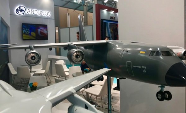 Turkey and Ukraine to start manufacturing military aircraft