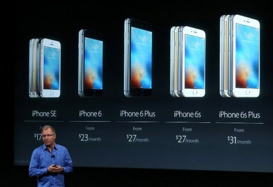 Apple iPhone SE'yi tanıttı