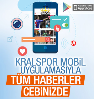 Kralspor App Store ve Google Play'de