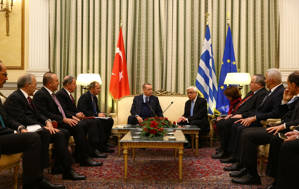 'It's time to revise Treaty of Lausanne' Erdogan says