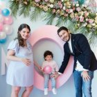 Pelin Karahan'dan baby shower partisi