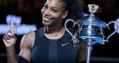 Tenis rekortmeni Serena Williams hamile